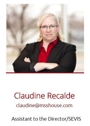 Claudine_SEVIS